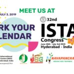 32nd ISTA Congress 2019