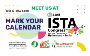 32nd ISTA Congress 2019