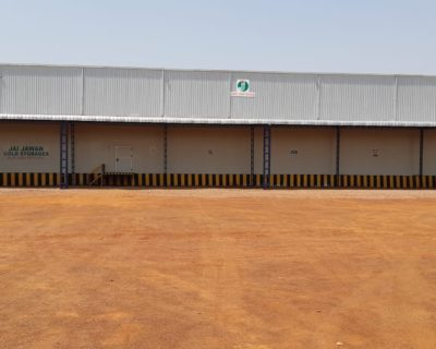 Raipur, Chhattisgarh – 5000 Ton Storage Capacity.