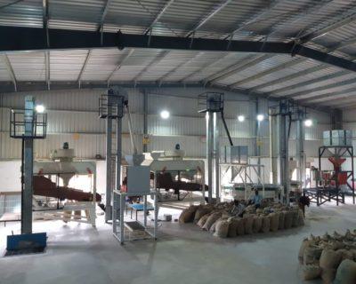 Raipur (Unit 3), Chhattisgarh : 5 – 25 TPH Processing Capacity