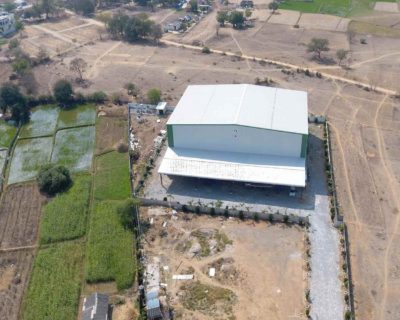Toopran, Hyderabad – 5000 Ton Storage Capacity.