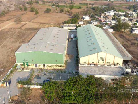 Bandla Milaram, Hyderabad – 5-25 TPH Processing Capacity