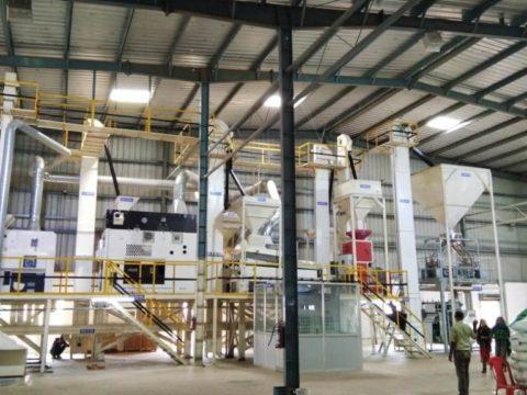 Raipur (Unit-2), Chhattisgarh : 5 – 25 TPH Processing Capacity