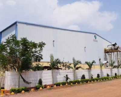 Raipur (Unit-1), Chhattisgarh : 5 – 25 TPH Processing Capacity