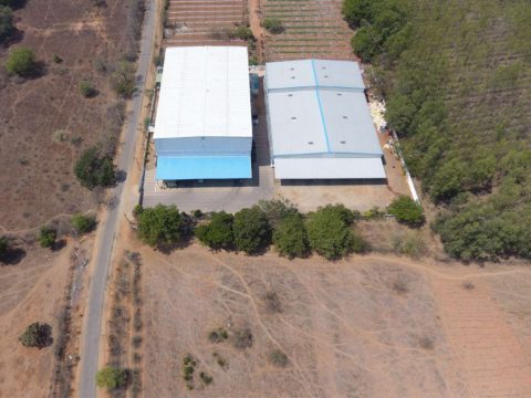 Yellampet, Hyderabad – 4000 Ton Storage Capacity.