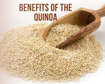 Benefits of the quinoa?