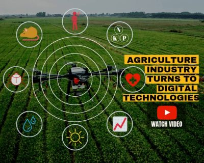 Agriculture industry turns to digital technologies