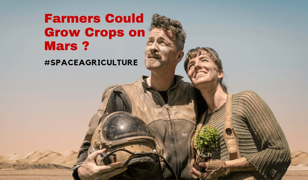 Farmers Could Grow Crops on Mars?