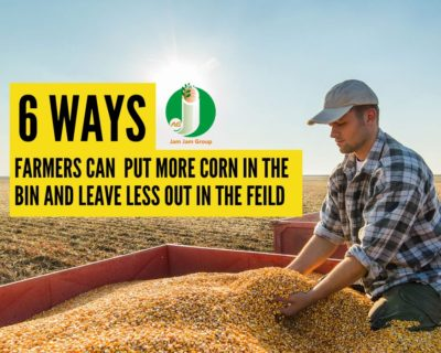 Six ways farmers can put more corn in the bin and leave less out in the field