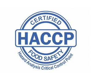Certified HACCP Food Safety