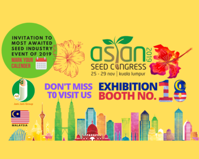 Asian Seed Congress 2019, 26th Edition, Malaysia | APSA