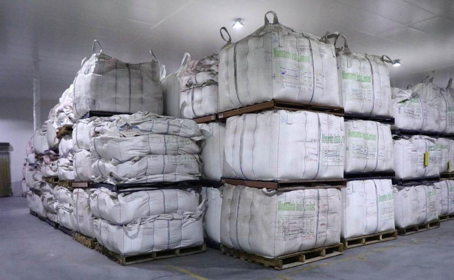 Sonipat, Delhi: 5000 Ton Storage Capacity