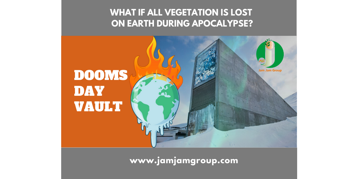 What if all vegetation is lost on earth during apocalypse?