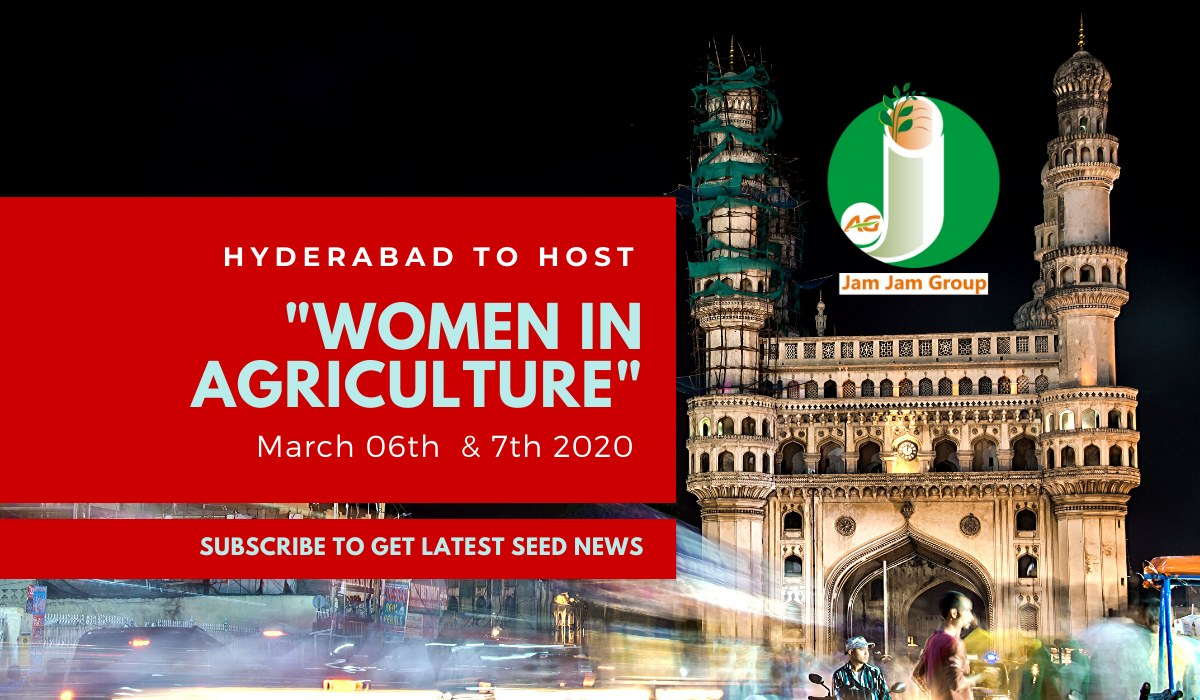 Hyderabad to host two-day meet on 'Women in Agriculture'