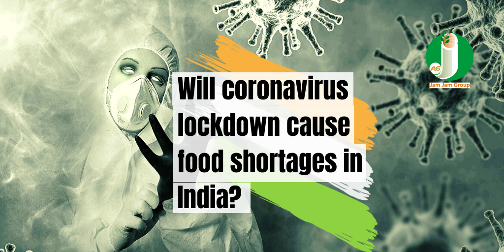 Will coronavirus lockdown cause food shortages in India?